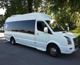 """Mikroautobusų nuoma įvairioms progoms / UAB """"Balti mikroautobusai"""" / Darbų pavyzdys ID 481031"""