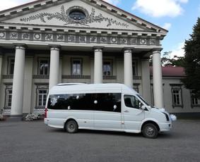 """Mikroautobusų nuoma įvairioms progoms / UAB """"Balti mikroautobusai"""" / Darbų pavyzdys ID 481035"""