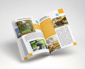 Grafikos dizainas, logotipų kūrimas, maketavimas / Kristina Varnaite / Darbų pavyzdys ID 481771