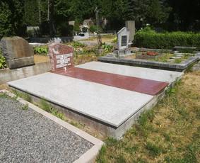 Kapų tvarkymas, granito plokštės, paminkl ir priežiūra Kaune / Donatas / Darbų pavyzdys ID 481915