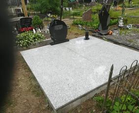 Kapų tvarkymas, granito plokštės, paminkl ir priežiūra Kaune / Donatas / Darbų pavyzdys ID 481923