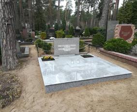 Kapų tvarkymas, granito plokštės, paminkl ir priežiūra Kaune / Donatas / Darbų pavyzdys ID 481925