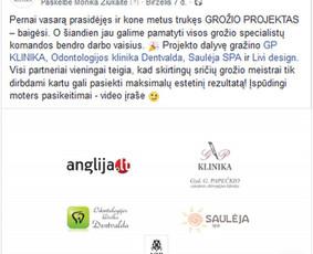 Straipsnių, tekstų svetainėms, reklamai rašymas / Monika Žiūkaitė / Darbų pavyzdys ID 482057