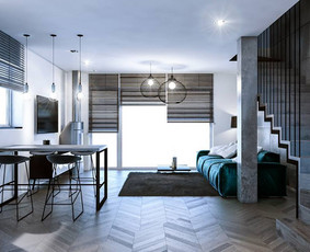 Casa-nova interjero dizainas ir projektavimas