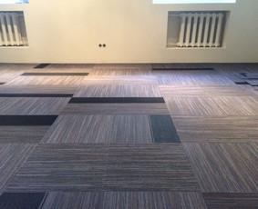Profesionalus grindų įrengimas