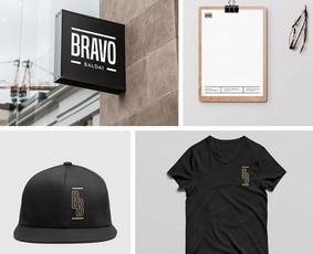 Bravo baldai | Logotipas / Logotype