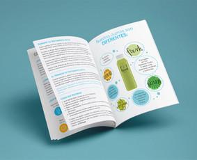 Fit Food | Brošiūra