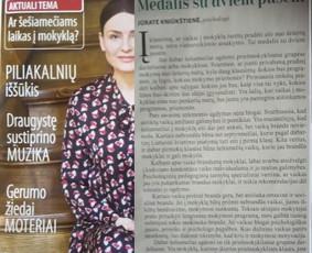 Psichologė Klaipėdoje Jūratė Kniūkštienė