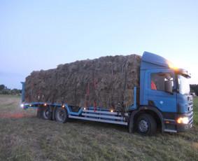 Krovinių gabenimas tech. pagalba iki 17t