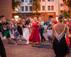 Šokiai, Šokių pamokos, Vestuvinis šokis, Šou, / Show Dance Page / Darbų pavyzdys ID 488849