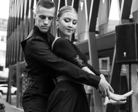 Šokiai, Šokių pamokos, Vestuvinis šokis, Šou, / Show Dance Page / Darbų pavyzdys ID 488853