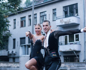 Šokiai, Šokių pamokos, Vestuvinis šokis, Šou, / Show Dance Page / Darbų pavyzdys ID 488861
