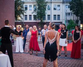 Šokių pamokos, Vestuvinis šokis, Šou, Šokiai renginiuose