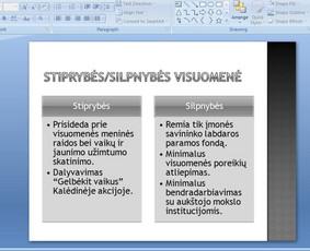 Konsultavimas rengiant rašto darbus / Gerda / Darbų pavyzdys ID 490073