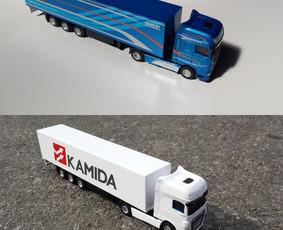 Reklama ant transporto, lipdukų gamyba, lauko/vidaus reklama / Trigalvis.lt / Darbų pavyzdys ID 490375