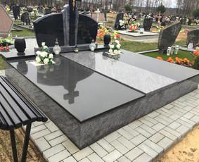 Kapų tvarkymas, Paminklai, Paminklų gamyba Plokštės Vilniuje