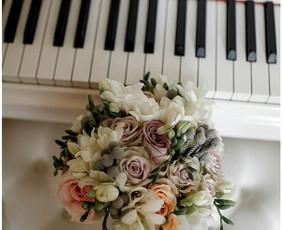 Minidemini -  gėlės, spauda