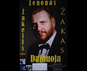 Z. Žakelis - Žakas Profesonalus muzikantas, renginių vedėjas