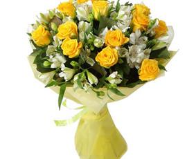 Gėlių pristatymas Visoje Lietuvoje / Gėlių Fėja / Darbų pavyzdys ID 496243