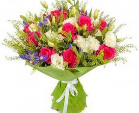 Gėlių pristatymas Visoje Lietuvoje / Gėlių Fėja / Darbų pavyzdys ID 496245