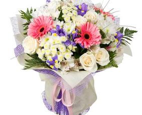 Gėlių pristatymas Visoje Lietuvoje / Gėlių Fėja / Darbų pavyzdys ID 496257