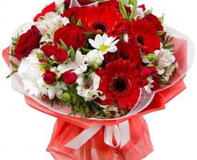 Gėlių pristatymas Visoje Lietuvoje / Gėlių Fėja / Darbų pavyzdys ID 496259