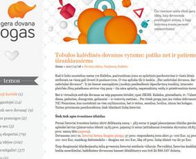 Tekstų kūrėja, žurnalistė Rūta Anusevičienė