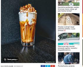 """Naujos kavinės """"Energy Food"""" pranešimas spaudai, publikuotas portale """"Kas vyksta Kaune"""": http://kaunas.kasvyksta.lt/2017/08/30/maistas/nauja-kavine-kaune-mete-issuki-tradiciniams-restoranam ..."""