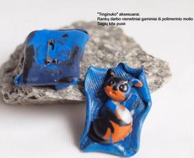 Rankų darbo vienetiniai gaminiai iš polimerinio molio