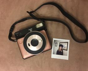 FujiFilm Instax SQ6 momentinis fotoaparato nuoma