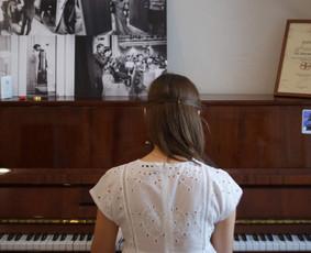 Fortepijono pamokos suaugusiems ir vaikams Vilniaus centre