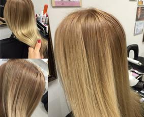 Kirpėjas, meistras, plaukų stilistas / Estetestyle Hairmakeup / Darbų pavyzdys ID 72230