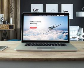 Interneto svetainių bei el. parduotuvių kūrimas