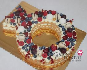 Tortai ir saldumynai Alytuje