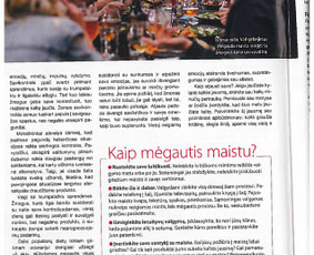 "Žurnalas ""Psichologija TAU"", Nr. 5, 2018 m. rugsėjis - spalis"