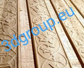 2D, 3D ir 4D frezavimas, 3D skenavimas / 3D Group EU, 3D Wood PRO / Darbų pavyzdys ID 511049