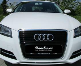 Mažoji, bet nėkiek neprastesnė Audi A3., 2011 m., 2.0 TDI, 103 kW, Automatinė pavarų dėžė.