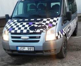 Smulkių krovinių pervežimai Kaune ir LT