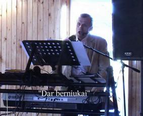 Grupė ''darberniukai''  Muzikantas  Saulius   Alytus