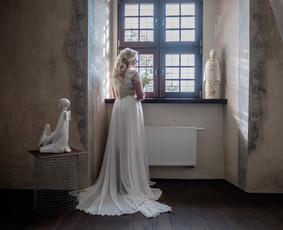 Išsvajotos vestuvinės suknelės kūrimas ir siuvimas / ReCut / Darbų pavyzdys ID 516295
