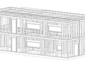 Architektas - konstruktorius Vilniuje / Juras Kuzmickis / Darbų pavyzdys ID 516943