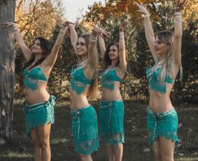 Rytietiškų pilvo šokių šou grupė / Dėl pasirodymo / Darbų pavyzdys ID 517007