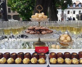 Šampano staliukas ASSTI