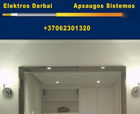 Varžų matavimai, elektros darbai,RANGOVO AKTAS / Vilmantas Kutka / Darbų pavyzdys ID 73788