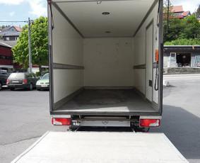 """Krovinių pervežimas - perkraustymo paslaugos EUROPA / MB """"Inflatus"""" / Darbų pavyzdys ID 518381"""