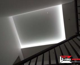 Įtempiamos lubos nuo 10,90 Eur/m2