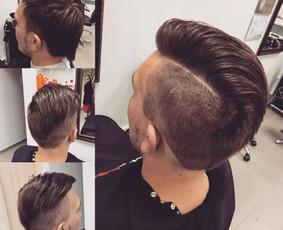 Kirpėjas, meistras, plaukų stilistas / Estetestyle Hairmakeup / Darbų pavyzdys ID 73874