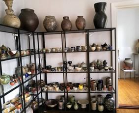 Grupinės ir individualios keramikos pamokos
