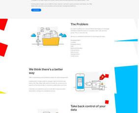 Web programavimas, dizainas bei BDAR atitiktis
