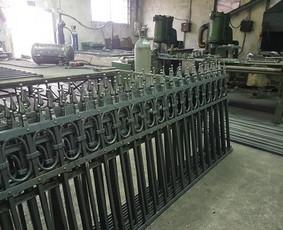 Metalo konstrukciju gamyba(kalviai, metalo kuribos meistrai) / Andrius Bagdonas / Darbų pavyzdys ID 526019
